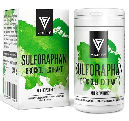 Vitalfuel® Sulforaphan Kapseln hochdosiert |...