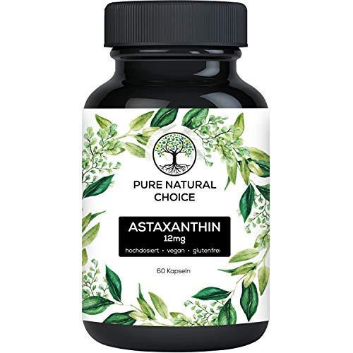 Pure Natural Choice Astaxanthin 12 mg vegan,...