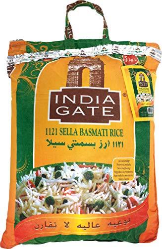 INDIA GATE Sella Basmati Rice, parboiled (aus...