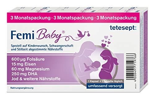 tetesept Femi Baby - 16 Nährstoffe für...