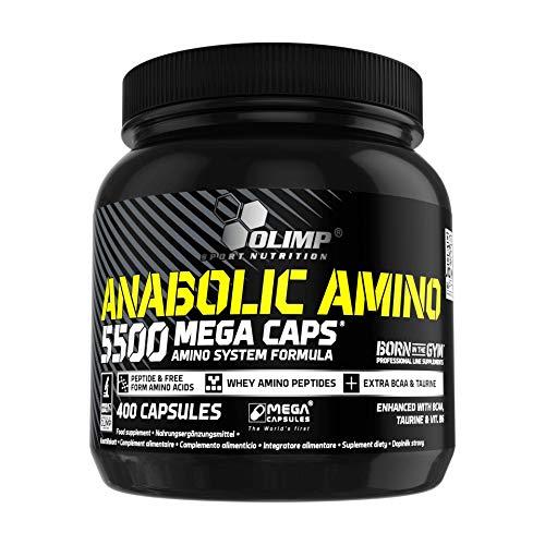 Olimp Kapseln Anabolic Amino 5500 Mega Caps, 400...