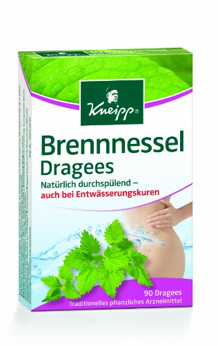 Kneipp Entwaesserung Brennessel, 3er Pack (3 x 90...