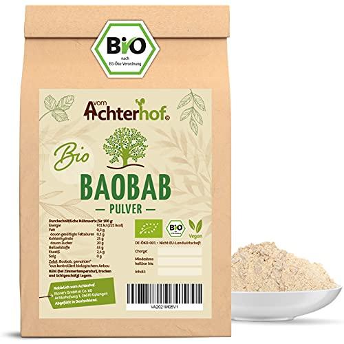 Baobab Pulver Bio   1kg   Affenbrotbaum...