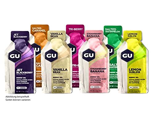 GU Energy Gel Testpaket 7 x 32g (verschiedene...