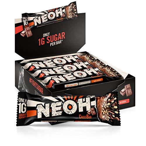 NEOH Low Carb Protein Riegel Schokolade - 1g...
