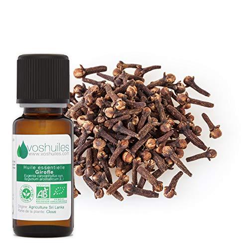Ätherisches Bio-Öl, Nelke