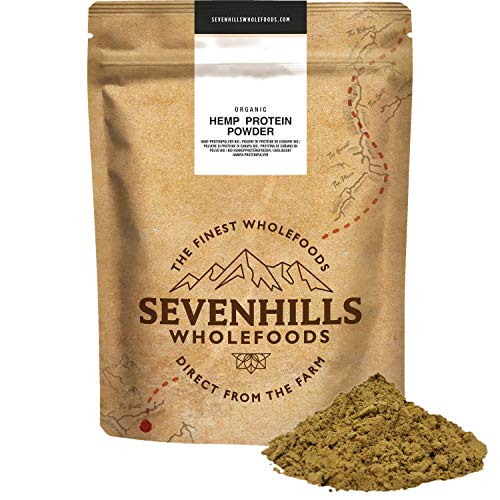 Sevenhills Wholefoods Roh Hanf-Proteinpulver Bio...