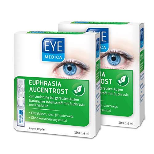 EyeMedica Euphrasia Augentrost, Euphrasia...