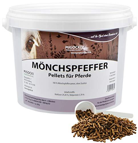 MIGOCKI MÖNCHSPFEFFER – 1,5 kg – Für Pferde...