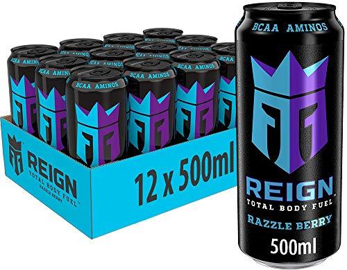 REIGN Razzle Berry, 12x500 ml, Einweg-Dose,...