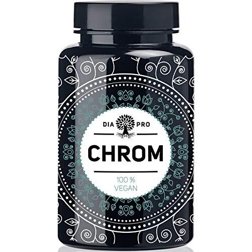 DiaPro® Chrom Hochdosierte Chrom-Tabletten mit...