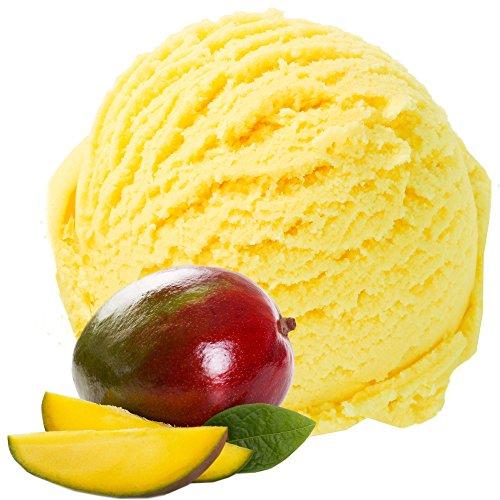 Mango Geschmack 1 Kg Gino Gelati Eispulver...
