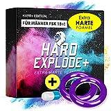 *NEU* Original HardExplode - Das Natürliche Potenzmittel mit der einzigartigen HE+ Formel I NEUTRALE LIEFERVERPACKUNG I 4 Hochdosierte Inhaltsstoffe (+ Lila & Lila Ring)
